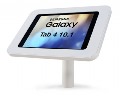 armourdog® LocPad anti-theft tablet kiosk for the Samsung Galaxy Tab 4 10.1